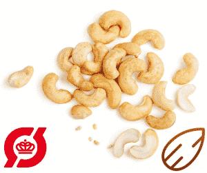 Cashewnødder økologiske